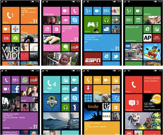 AT&T, TMobile, Verizon line up to offer Windows Phone 8 devices