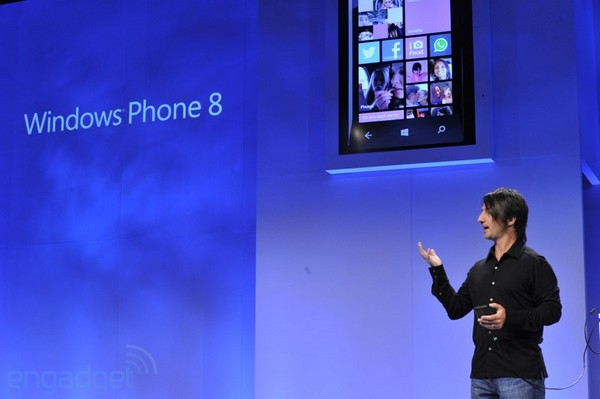 Microsoft introduces Windows Phone 8 for fall release, incompatible with current devices