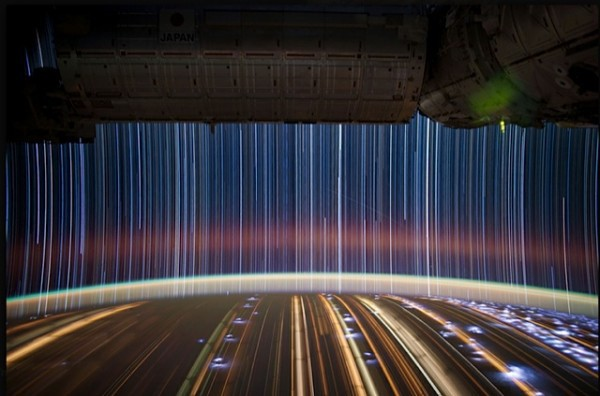 Visualized:ISS Photo