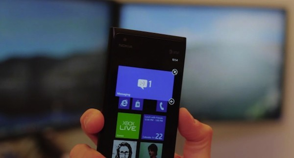 Microsoft accentuates the positive, gives Windows Phone 78's new start screen a closer look video