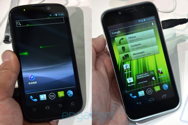 ZTE Grand X and Grand X LTE handson