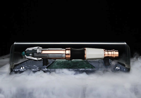 DNP Think Geek unveils Sonic Screwdriver,