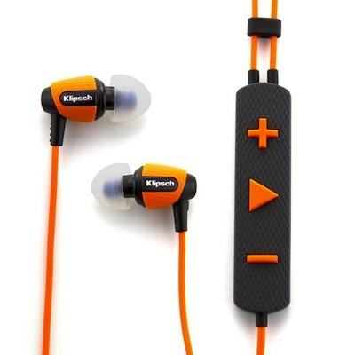 Klipsch gets vibrant, intros S4i Rugged inear headphones