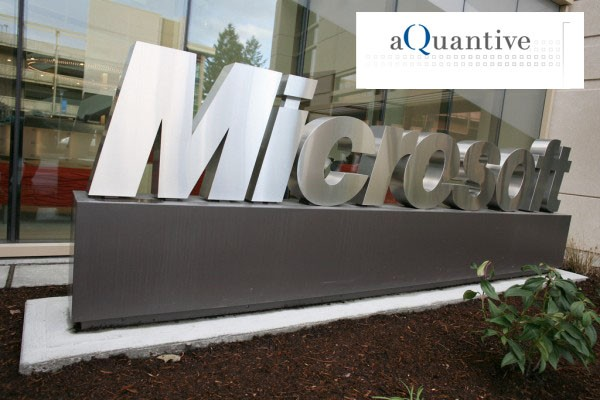 02 04 10mssign 07 03 12 03 Microsoft takes $6.2 billion of lumps on fizzled aQuantive online ad acquisition