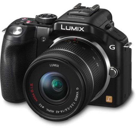 Panasonic Lumix DMCG5 purportedly arriving soon