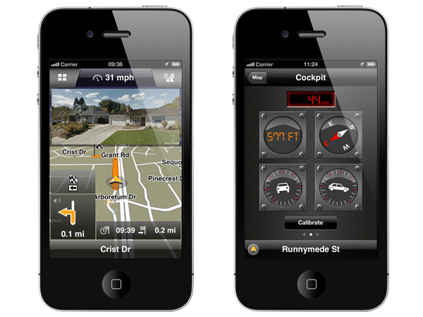 Navigon boosts iPhone app to version 21, discounts purchases through July 16th