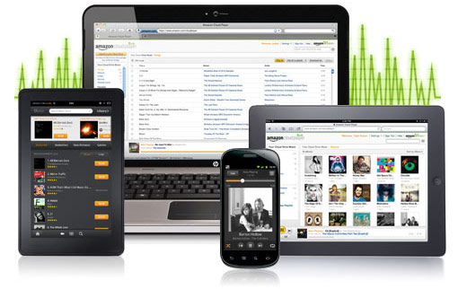 Amazon updates Cloud Player with 256 Kbps matched files, faster import, direct delivery