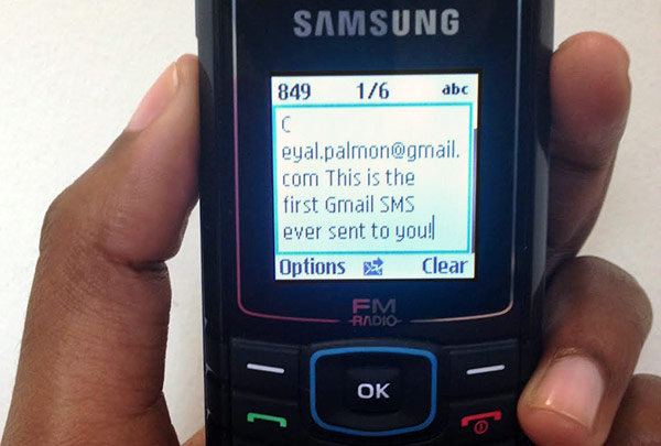 Google launches Gmail SMS for textbased email in Ghana, Nigeria and Kenya