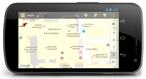 Google Maps adds floor plans and walking directions for 20 US museums