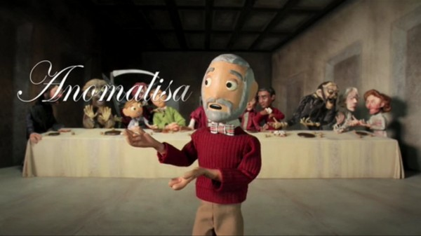 Charlie Kaufman's stopmotion project, Anomalisa, turns to Kickstarter for funding