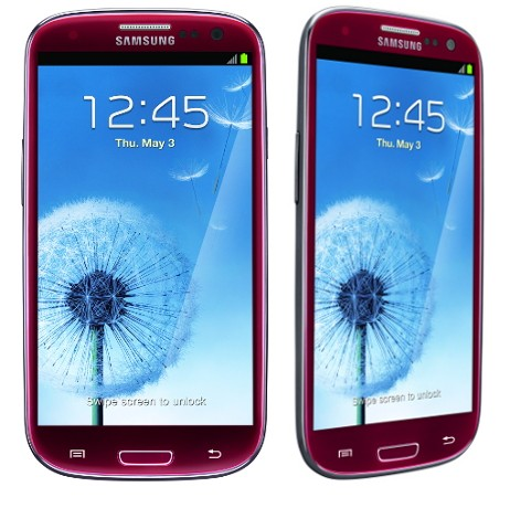 DNP AT&amp;T scores red Galaxy S III, preorders start July 15th