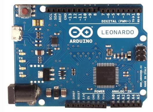 Arduino Leonardo finally launches with new pin layout, lower price