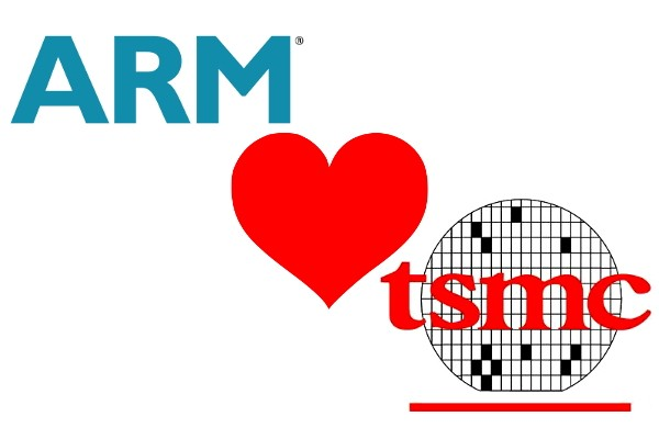 ARM and TSMC team up