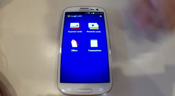 7 30 2012gsiiiwallet Google Wallet hack hits Verizon Galaxy S III