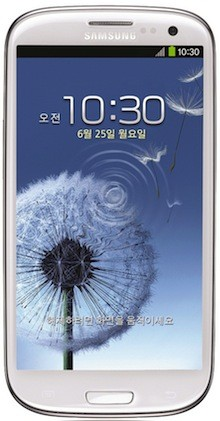 Samsung Galaxy S III LTE with quadcore Exynos comes to three Korean carriers July 9th