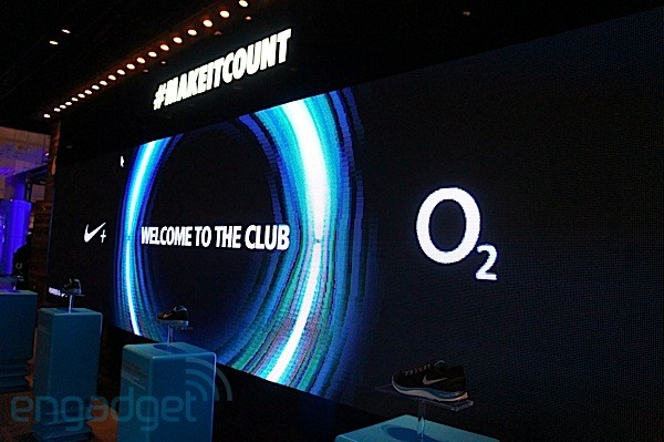 Nike and O2 team up to offer Priority Sports app TKTKTK