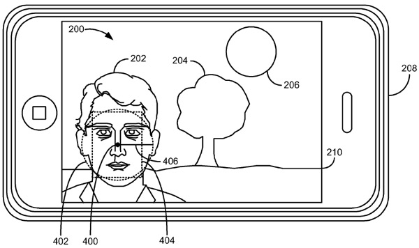 Apple patents exposure metering based on face detection, keeps friends in full view