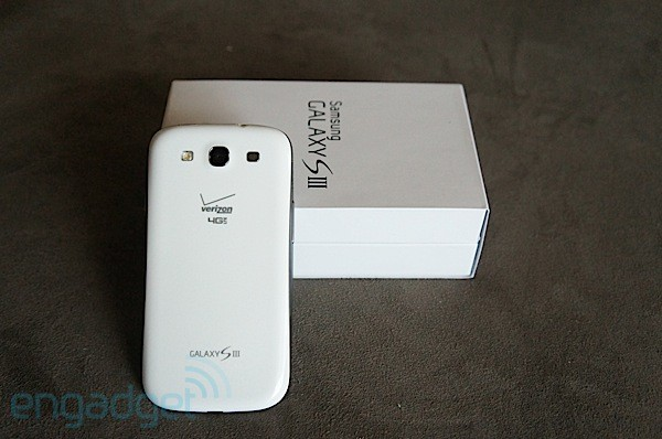 PSA Verizon's Samsung Galaxy S III finally arriving in stores today