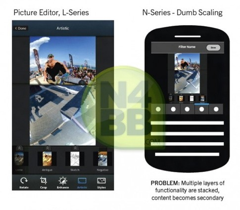 BlackBerry 10 gets homespun picture editor to reduce Instagramenvy