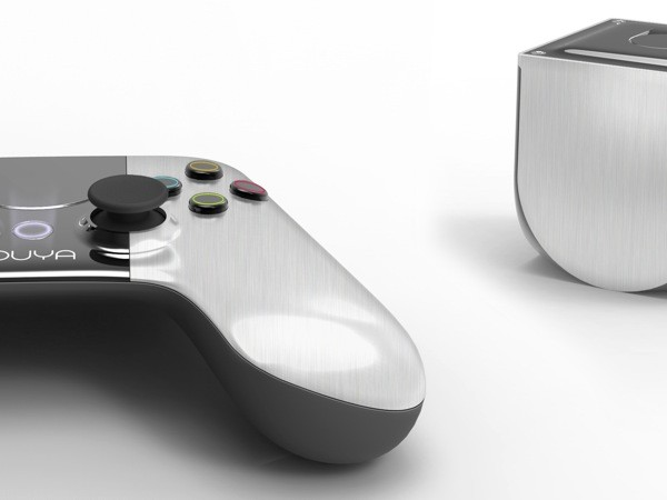 Ouya's Androidbased, eminently hackable game console becomes official, we have a chat with Yves Behar