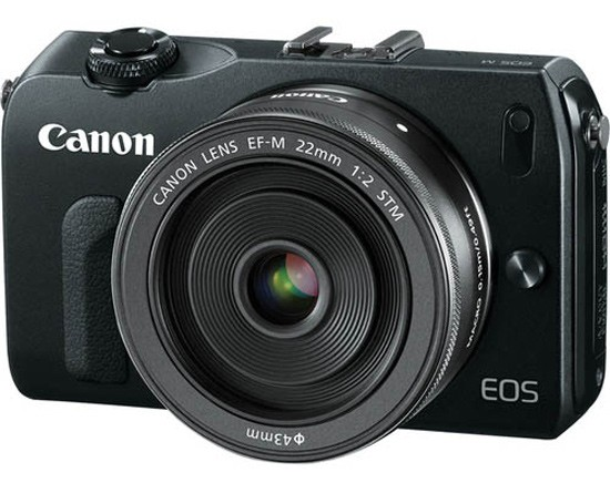 Leaked EOS M photo looks like Canon's long-awaited mirrorless camera