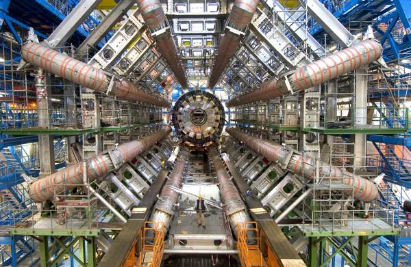 Higgs boson just may, possibly, more or less be proven by ATLAS and CMS teams