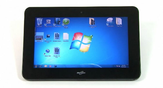 Motion Computing announces CL910 tablet for enterprise, promises Windows 8 upgrades