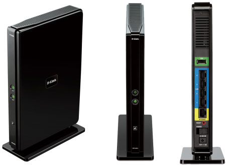 DLink Cloud Router 5700 marks the outfit's first foray into 80211ac, now shipping for $190