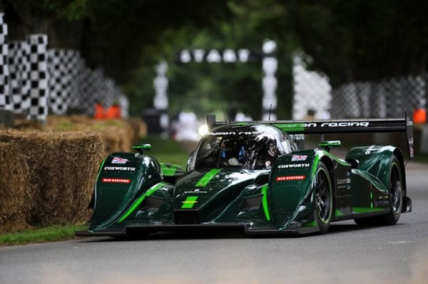 Drayson Racing's B1269EV sets new Goodwood record, electric cars move further up the grid
