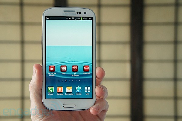 Samsung Galaxy S III Verizon review