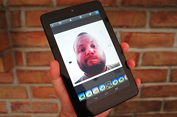 Instagram updated to outfit Nexus 7 tablets, now likes the taste of Jelly Bean slates