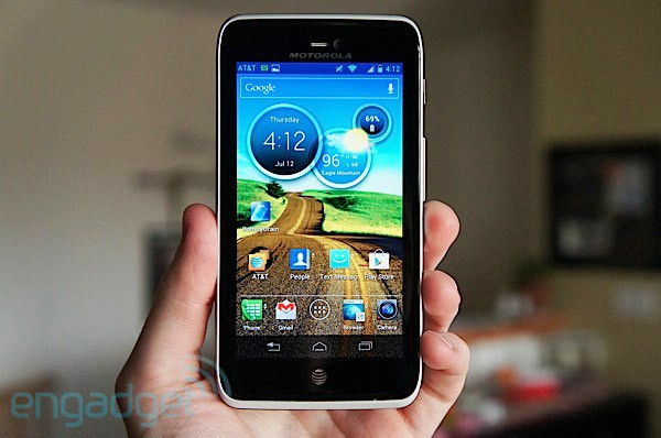 AT&T rolls out Android 41 update for Motorola Atrix HD