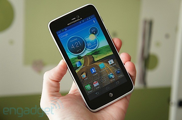 Engadget Giveaway win a Motorola Atrix HD!