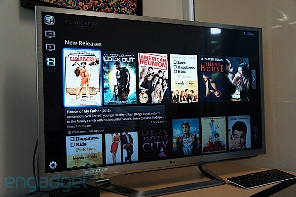 Google TV now, to let users control YouTube from phones and tablets