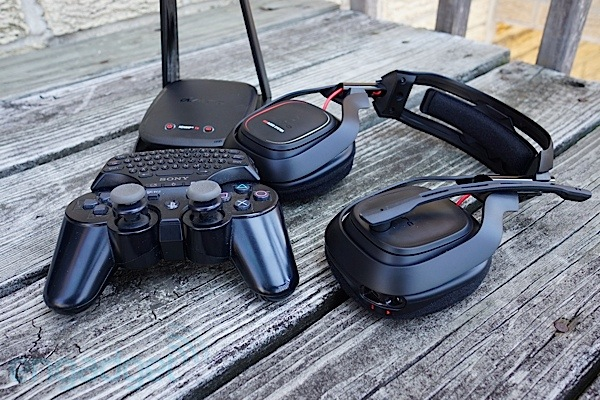 DRAFT Astro Gaming A50 Wireless Headset review the results of stuffing a MixAmp 58 in an A40