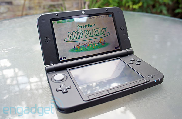 Nintendo 3DS update adds save backups, new StreetPass game store