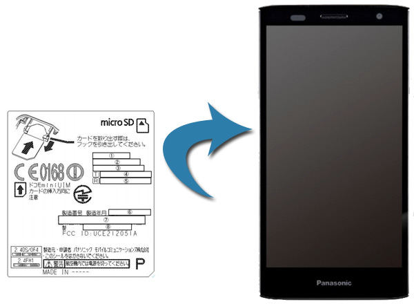 Panasonic Eluga Power earns nod of approval at FCC