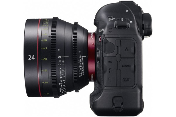 First 4K video from the Canon EOS1D C reportedly emerges, underwhelms