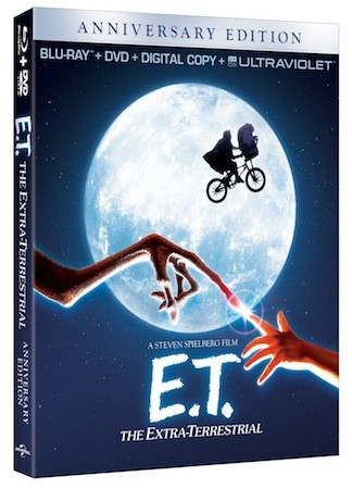 ET The ExtraTerrestrial Bluray release date set for October 9th