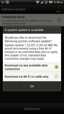HTC EVO 4G LTE firmware update begins rollout today, exterminates the bugs