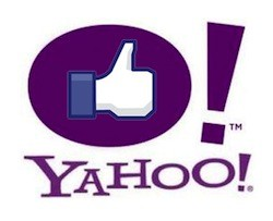 Facebook and Yahoo! friends again, agree to patent crosslicense