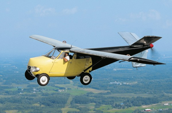 For sale by owner 1954 flying Taylor AEROCAR, yours now for only $125 million