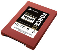 Corsair's Force GS SSD series offer its best speeds in its biggest capacities