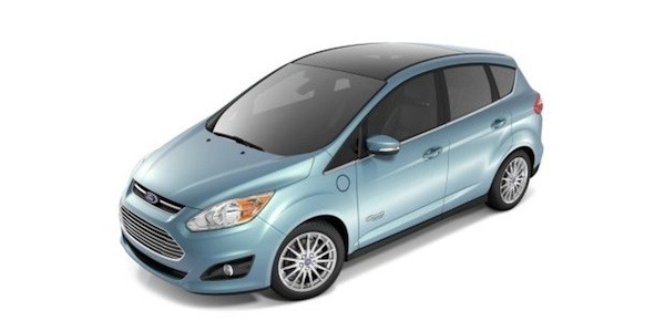 Ford's 2013 CMax Energi rolls out 95 MPGe, will cost you $  26k when it arrives this fall