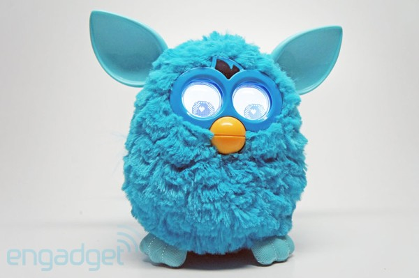 Furby gets a reboot for 2012, we go hands-