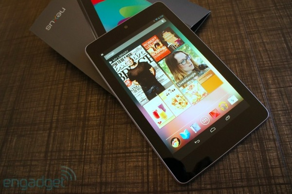 Nokia claims Nexus 7 treads on its WiFi patents, wants a little dough for that Jelly Bean