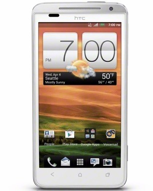Sprint confirms HTC EVO 4G LTE in white, battle of carrierspecific phone colors rages on