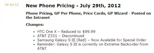 HTC One X might drop to $100 on contract at AT&T, tempt our wallets