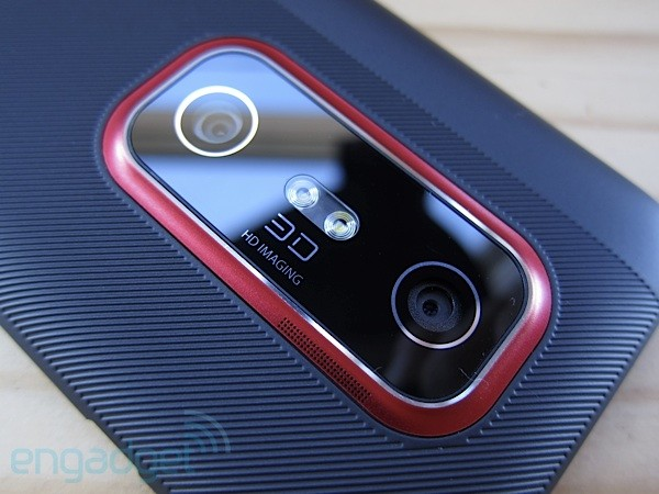 Sprint starts rolling out Ice Cream Sandwich update to HTC EVO 3D