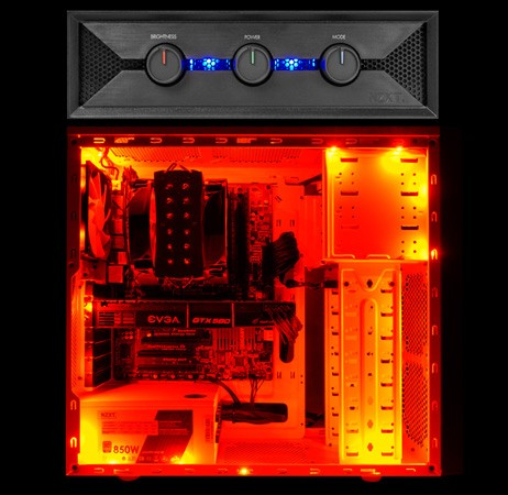 NZXT hosts rave in your PC case, charges $33 for entry